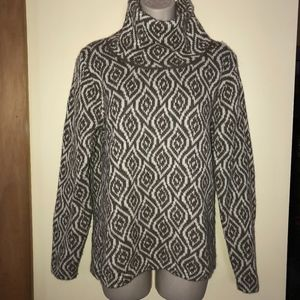 NOVICA 100% alpaca/Peru/loose neck sweater/L